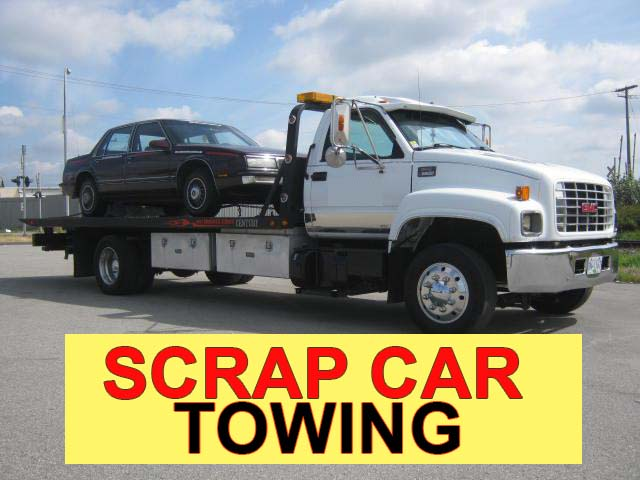 Scrap Car Towing Company